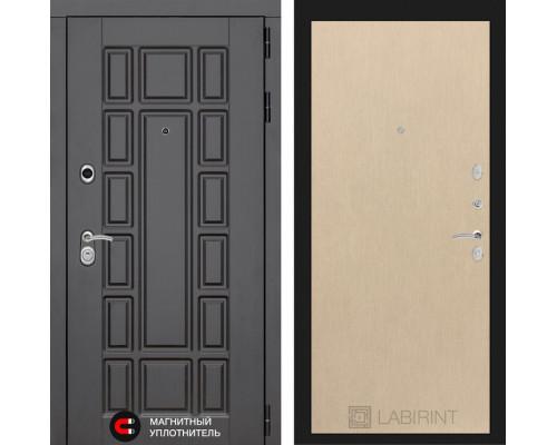 Входная дверь Labirint Нью-Йорк 05 - Венге светлый