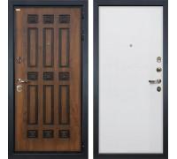 Входная металлическая дверь Лекс Гладиатор 3К Винорит Ясень белый (панель №62)
