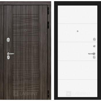Входная дверь Labirint Сканди 13 - Белый софт