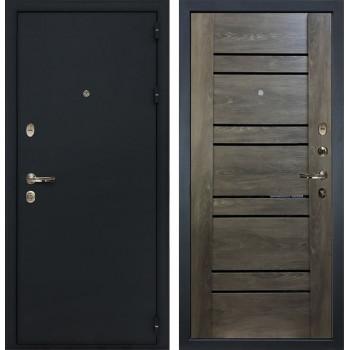 Входная металлическая дверь Лекс Рим Терра Графит Шале (панель №64)