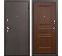 Входная стальная дверь Лекс 1А (№19 Береза мореная)