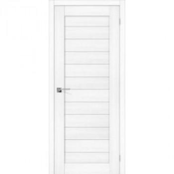 Межкомнатная дверь Порта-21 ПГ Snow Veralinga