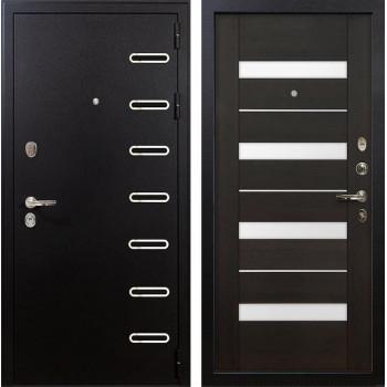 Входная металлическая дверь Лекс Витязь Сицилио Венге (панель №51)