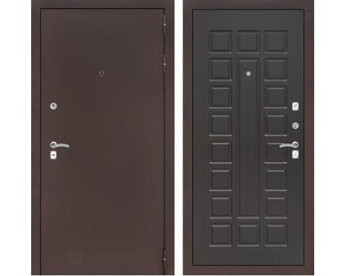 Входная дверь CLASSIC антик медный 04 Венге