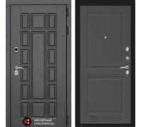 Входная дверь Labirint Нью-Йорк 11 - Графит софт