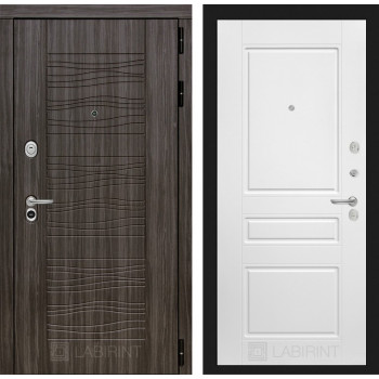 Входная дверь Labirint Сканди 03 - Белый софт