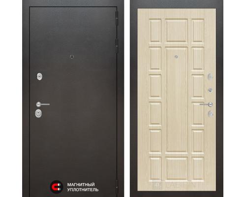 Входная дверь Labirint SIVLER 12 - Беленый дуб