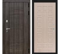 Входная дверь Labirint SCANDI Дарк грей 04 - Беленый дуб