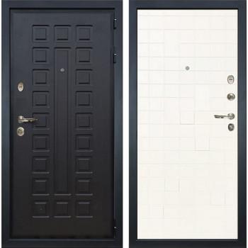 Входная металлическая дверь Лекс Гладиатор 3К Ясень белый (панель №56)