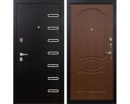 Входная металлическая дверь Лекс Витязь Берёза мореная (панель №12)