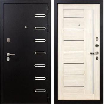 Входная металлическая дверь Лекс Витязь Верджиния Белёный дуб (панель №38)