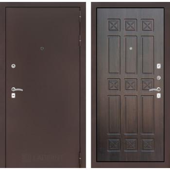 Входная дверь Labirint CLASSIC антик медный 16 - Алмон 28