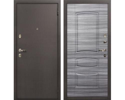 Входная стальная дверь Лекс 1А (№69 Сандал серый)