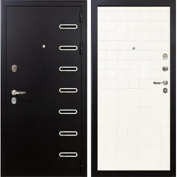 Входная металлическая дверь Лекс Витязь Ясень белый (панель №56)