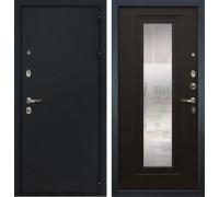 Входная металлическая дверь Лекс 2 Рим с Зеркалом Венге (панель №22)