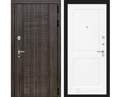 Входная дверь Labirint Сканди 11 - Белый софт