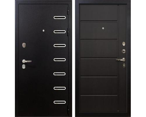 Входная металлическая дверь Лекс Витязь Венге (панель №41)