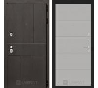 Входная дверь Labirint URBAN 13 Грей софт