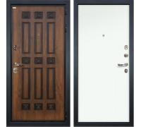 Входная металлическая дверь Лекс Гладиатор 3К Винорит Белый (панель №59)