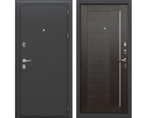Входная металлическая дверь Лекс Колизей Верджиния Венге (панель №39)