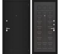 Входная дверь Labirint CLASSIC шагрень черная 04 - Венге