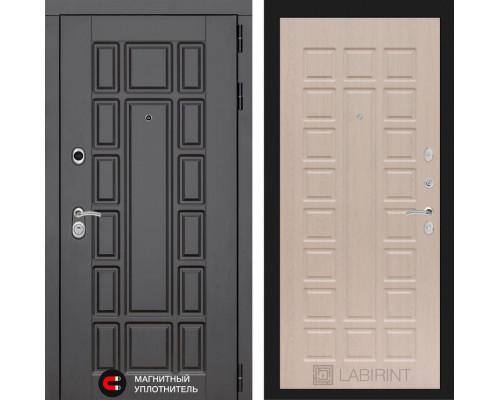 Входная дверь Labirint Нью-Йорк 04 - Беленый дуб