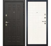 Входная металлическая дверь Лекс 8 Сенатор Ясень белый (панель №56)