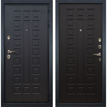 Входная металлическая дверь Лекс Гладиатор 3К Венге (панель №21)