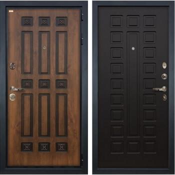 Входная металлическая дверь Лекс Гладиатор 3К Винорит Венге (панель №21)