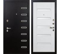 Входная металлическая дверь Лекс Витязь Ясень белый (панель №34)