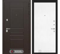 Входная дверь Labirint Мегаполис 07 - Белое дерево