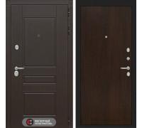 Входная дверь Labirint Мегаполис 05 - Венге