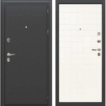 Входная металлическая дверь Лекс Колизей Ясень белый (панель №56)