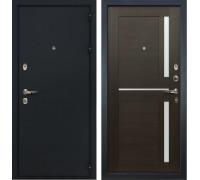 Входная металлическая дверь Лекс 2 Рим Венге (панель №35)