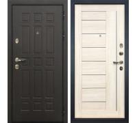Входная металлическая дверь Лекс 8 Сенатор Верджиния Дуб беленый (панель №38)