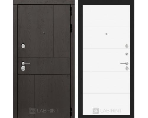 Входная дверь Labirint URBAN 13 Белый софт