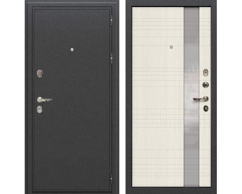 Входная металлическая дверь Лекс Колизей Новита Дуб беленый (панель №52)