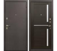 Входная стальная дверь Лекс 1А Баджио (№50 Венге)