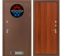 Входная дверь с терморазрывом Labirint Термо Магнит 05 Итальянский орех