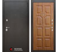 Входная дверь Labirint SILVER 17 - Золотой дуб