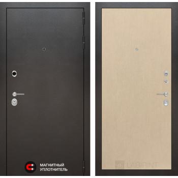 Входная дверь Labirint Сильвер 05 - Венге светлый