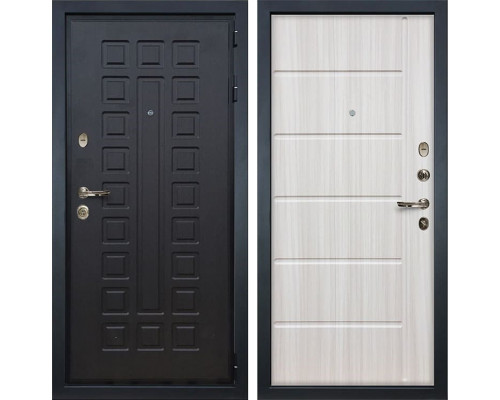 Входная металлическая дверь Лекс Гладиатор 3К Сандал белый (панель №42)