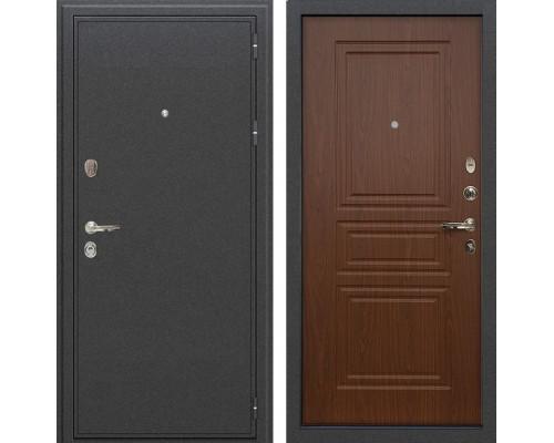 Входная металлическая дверь Лекс Колизей Береза мореная (панель №19)