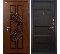 Входная металлическая дверь Лекс Спартак Cisa Венге (панель №41)