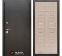 Входная дверь Labirint SILVER 04 - Беленый дуб