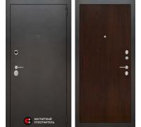 Входная дверь Labirint Сильвер 05 - Венге