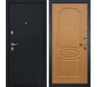 Входная металлическая дверь Лекс 2 Рим Дуб натуральный (панель №15)