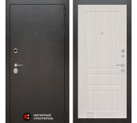 Входная дверь Labirint SILVER 03 - Сандал белый