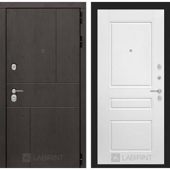 Входная дверь Labirint URBAN 03 - Белый софт