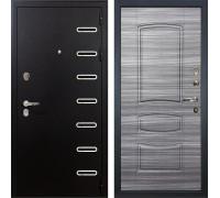 Входная металлическая дверь Лекс Витязь Сандал серый (панель №69)
